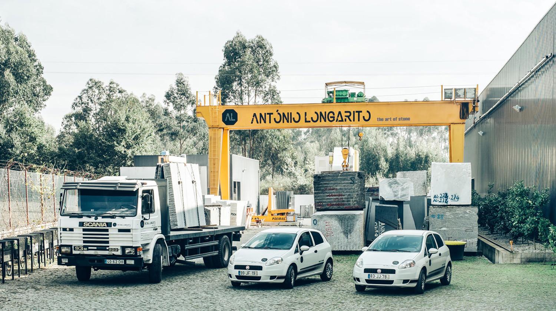 Antonio longarito empresa